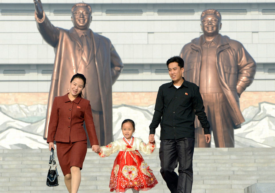 """You're Faithful to the End""–Prayer for North Korea"